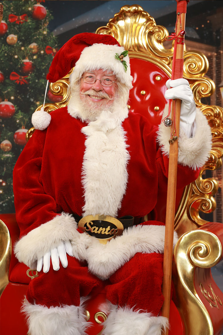 Santa Charlie P.