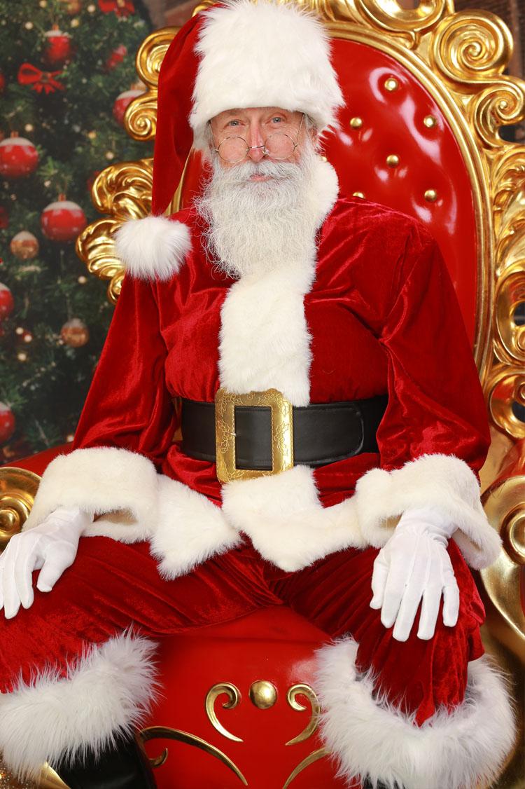 Santa Rowdy M.